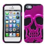 Iphone 5 4/4s Skull Punk Cas..